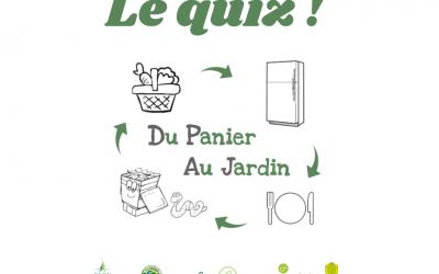 Quiz Du Panier Au Jardin